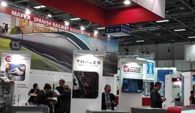 CM4 AT INNOTRANS 2014 Hall 3.2 / 105